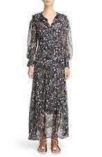Women's Clothing Clothing, Shoes & Accessories Isabel Marant Etoile Underslip Blue Viscose Size 8 Long With Slits