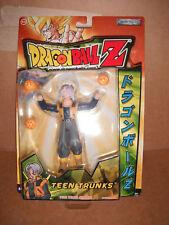 "Dragon Ball Z Teen Trunks 5"" Action Figure Kid Buu Saga - Series 14"