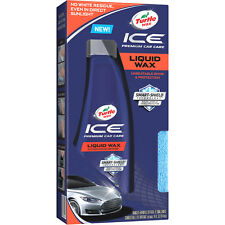 Turtle Wax ICE Premium Car Care LIQUID WAX / POLISH MAXIMUM HIGH GLOSS SHINE NiB