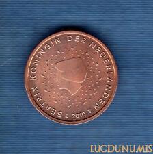 Pays Bas 2010 - 2 centimes d'Euro - Pièce neuve de rouleau - Netherlands