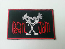 HEAVY METAL PUNK ROCK MUSIC SEW / IRON ON PATCH:- PAERL JAM (b) No. 0051