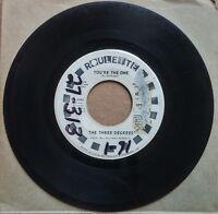 "THE THREE DEGREES You're The One DJ PROMO 45 7"" Vinyl R&B Soul Girl Group RARE"