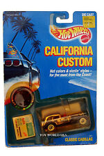 1989 Hot Wheels California Custom Classic Cadillac