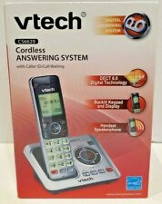 Vtech DECT 6.0 Expandable Cordless Phone w/Caller ID/Answering Machine NEW