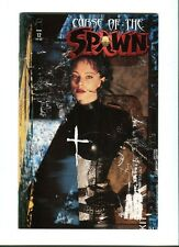 Curse Of The Spawn 12 .Movie Photo cov.of Melinda Clarke (Priest) Image1997- VF