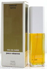 Paco Rabanne Eau de Metal 30 ml EDT Spray