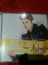 JUSTIN BIEBER : BELIEVE ACOUSTIC