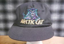Vintage 1990s ARCTIC CAT Snapback Hat Cap ATV Motorsports Racing USA