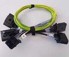 AUDI a4 b8 Avant 8k Adattatore di alogena su prima-Facelift LED luci posteriori s4
