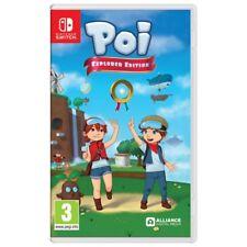 Poi Explorer Edition Nintendo Switch Game