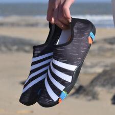 Pareja Zapatos de agua Zapatos mojados de la playa Zapatos de natación de