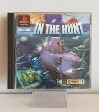 In the Hunt (PlayStation 1, PS1, PSX) OVP+Anleitung A5306