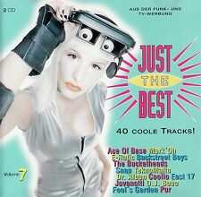 JUST THE BEST VOL. 7 / 2 CD-SET - TOP-ZUSTAND