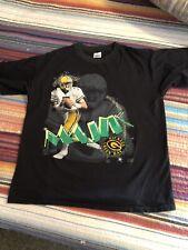 Vtg 1990 Nfl Green Bay Packers Don Majkowski T Shirt Tagged Salem Sportswear L