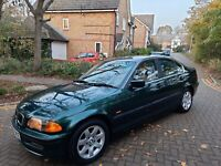 BMW E46 323I 2.5 Manual Saloon Immaculate Condition