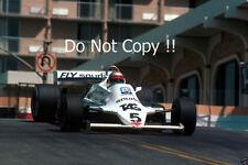 Mario Andretti Williams FW07C USA Grand Prix 1982 Photograph 3