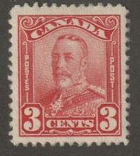 "CANADA 1928 #151 King George V ""Scroll"" Issue - F MH"