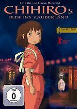 Chihiros Reise ins Zauberland von Hayao Miyazaki | DVD | Zustand gut