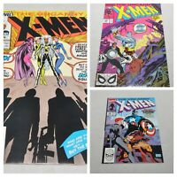 THE UNCANNY XMEN key issues / Marvel / 1980s - 1990s