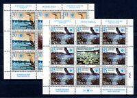 Jugoslawien KB MiNr. 3034-35 postfrisch MNH Vögel (OZ1599