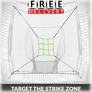 Baseball Strike Zone Target Practice Pitching Hitting Training Batting Softball
