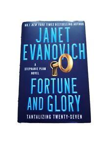 Fortune And Glory  novel by Janet Evanovich Stephanie Plum twenty seven
