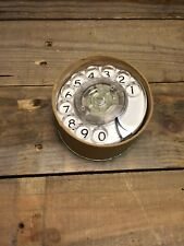 NOS! Western American Electric Telephone WW2 Dial Ringer complete Wow! RARE!