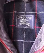 Vintage Burberry Barn Coat Jacket Fully Lined  Z