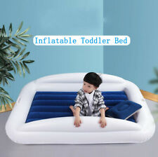 Inflatable Toddler Mattress Portable Set Travel Bed Airbed for Kids