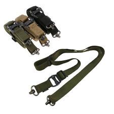 "Adjust Retro Tactical  Quick Detach QD 1 2Point Multi Mission 1.2"" Rifle Sling"