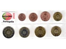 NEW !!! Euro PORTOGALLO 2020 - 8 monete FDC in Blister NEW !!!