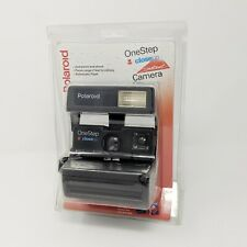 New Polaroid One Step Close Up 600 Instant Camera in original Clam Shell Package