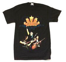 Joe Satriani G307 Photo 2007 Tour Paul Gilbert Petrucci Black Shirt New Official