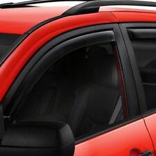 Light Tint In-Channel Window Visors 4pc For Hyundai Elantra GT Hatchback 01-06