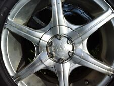 ALLOY WHEELS WITH TYRES RODNEY JANE RACING WHEELS