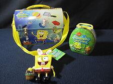 Spongebob Lunch Box and Other Memorabilia
