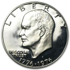 1776/ 1976 S GEM BU PROOF Eisenhower one DOLLAR BRILLIANT UNCIRCULATED COIN PF