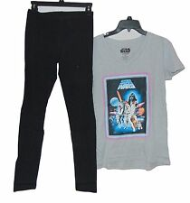 STAR WARS ORIGINAL EPISODE 4 PAJAMA SET SIZE MEDIUM NWT