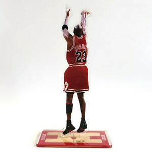 Michael Jordan Standing Figure - Last Shot Against Utah Jazz in 1998 NBA FINALS