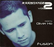 Rxxistance 2 = HO/Ruskin/MILLS/Duley/FONCTIONNE/Sanchez... = CD = Techno Mixed