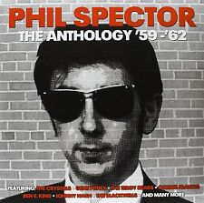 PHIL SPECTOR THE ANTHOLOGY '59 - '62 - 2 LP GATEFOLD SET - VINYL