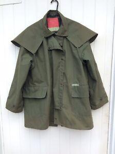 Drizabone Range Rover Outdoor Short Jacket Coat  Size S-M **RARE **