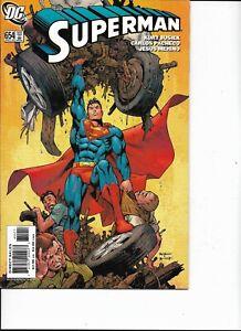 SUPERMAN     654  SEPT 2006  MINT