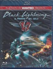 Blu-ray **BLACK LIGHTNING ♦ IL PADRONE DEL CIELO** nuovo sigillato 2009