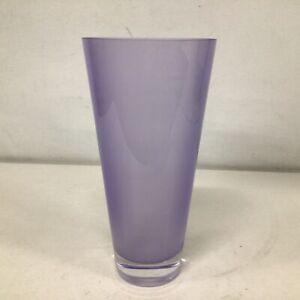 25cm Lilac Flared Vase # 403