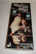 Vintage Original 1972 Invicta Master Mind Mastermind Game Made in England