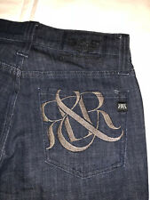 ROCK & REPUBLIC Neil Deprived Wealth Mens Jean 36 NWT Straight Leg Low Rise