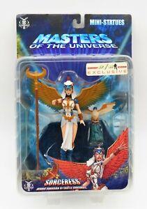 Neca Masters Of The Universe Mini-Statue Sorceress AFX Exclusive MOTU