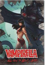 Vampirella 2012 Promo Card San Diego Exclusive