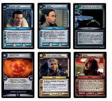 STAR TREK CCG : GENESIS COLLECTION 27-CARD FOIL SET MINT